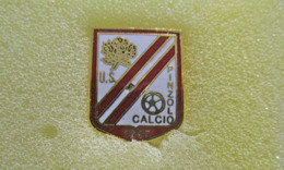 U.S. Pinzano Calcio Pins Soccer Football Italy Trentino Spilla Distintivi - Calcio