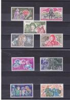 MONACO 1978  CONTES DE PERRAULT Yvert 1152-1160 NEUF** MNH - Ungebraucht