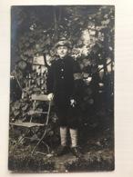 Foto Ak Depot CAMP Kriegsgefangen LAGER SOLTAU - Prisonnier De Guerre Soldaat Soldat Belge België Fort Namur Namen - Weltkrieg 1914-18