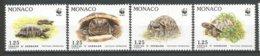 MONACO ANNEE 1991 N° 1805 A  1808NEUFS** NMH - Monaco