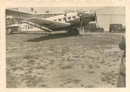 AVION JUNKERS 52 PHOTO ORIGINALE FORMAT 8.50 X 6 CM - Aviation