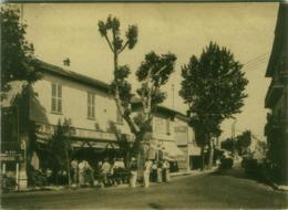 CPA FRANCE  - LE CANNET ROCHEVILLE - ROUTE DE GRASSE - EDIT JEANNETTE CRIVELLO - 1940s (BG4899) - Le Cannet