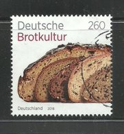 Deutschland BRD 2018 Michel 3355 Brotkultur O - [7] Repubblica Federale