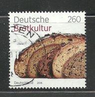 Deutschland BRD 2018 Michel 3355 Brotkultur O - [7] République Fédérale