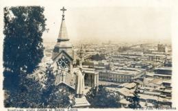 Chili - Santiago - Visto Desde El Santa Lucia - Chile
