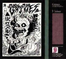 Grimes- Visions (digipak) - Música & Instrumentos