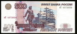 * Russia 500 Rubles 1997 ! A UNC ! - Russland