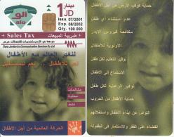 JORDAN - Child, 07/01, Sample(no CN) - Jordanie