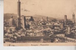 Bologna Panorama 1908  Cartolina Originale - Bologna