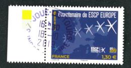 France 2019 ESCP EUROPE 1819-2019 Oblitéré - Frankreich