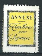 VIGNETTE PATRIOTIQUE DELANDRE - Publicité - Propagande  WWI WW1 Cinderella Poster Stamp 1914 1918 - Vignettes Militaires