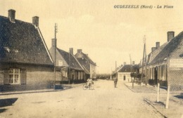 59 - Oudezeele - La Place - France