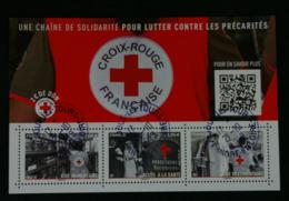 France 2019 Croix Rouge Francaise  Bloc Oblitéré - Frankreich