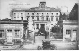 Le Neubourg, La Mairie. - Le Neubourg