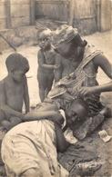 Salon De Coiffure A.O.F. - Senegal
