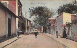 Sénégal - Dakar - Rue Masclary - Sénégal