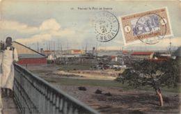 Sénégal - Dakar - Vue Sur Le Port De Guerre - Sénégal
