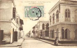 Sénégal - Saint-Louis - La Rue Brière De L'Isle - Sénégal