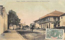 Sénégal - Dakar - Avenue Du Gouvernement - Sénégal