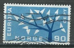 Norvège YT N°434 Europa 1962 Oblitéré ° - 1962
