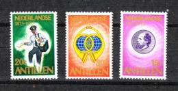Antille  -  1973. Postino, Simbolo Della Posta, Centenario. Postman, Symbol Of The Post, Centenary. MNH - Post