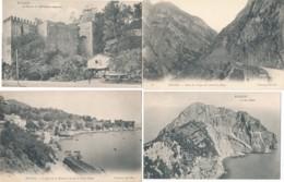 XALG.104.  ALGERIA - ALGÉRIE - Lot De 50 Cpa - 5 - 99 Postcards