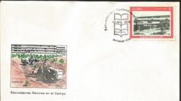 J) 1976 CARIBE, BASIC SECONDARY IN THE FIELD, FDC - Otros