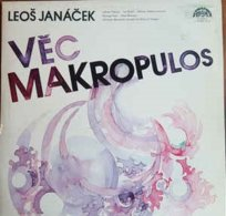 Leos Janacek- Vec Makropulos  (opera 2 LP) - Clásica