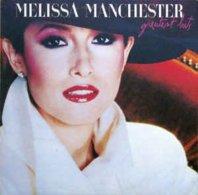 Melissa Manchester- Greatest Hits - Vinyl-Schallplatten