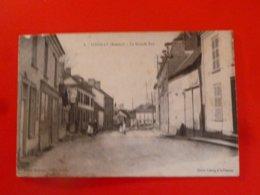 LOEUILLY   La Grande Rue - Autres Communes
