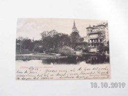 Odense. - Udsigt Fra Albanibroen. (1 - 8 - 1903) - Danemark