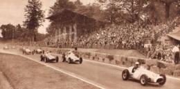 Circuit ROUEN LES ESSARTS  1954 - Unclassified