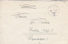 Feldpost FP Nr. 29132 Nach Iserlohn - 1939 (44477) - Alemania