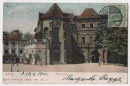 POLAND BRIEG Cachet BROMBERG - Pologne