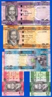 Soudan  Du  Sud  5  Billets - Südsudan