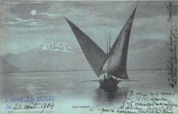 Lac Léman - 1904 - Suisse