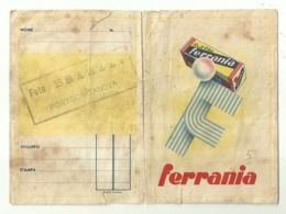 "5640 ""PORTANEGATIVI  FERRANIA-FOTO BALELLI-PORTOCIVITANOVA"" ORIGINALE - Supplies And Equipment"