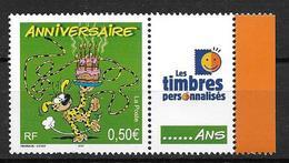 France 2003 N° 3569A Neuf** Avec Vignette Cote 5 Euros - Frankreich