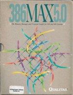 386MAX 5.0 - Gestion De La Mémoire Sous DOS 3 Et Supérieur (en Anglais - 1990, TBE+) - Autres