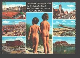 Belgische Kust / Côte Belge - Vakantie Vreugde Aan De Belgische Kust - Heist