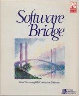 Software Bridge Pour PC, En Anglais (1990, TBE+) - Autres