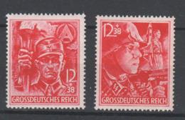 Deutsches Reich , Nr. 909/10 , Postfrisch - Ungebraucht