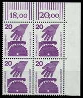 BRD DS UNFALLVERHÜTUNG Nr 696A Postfrisch VIERERBLOCK E X926C6E - [7] Repubblica Federale