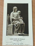 Image PIEUSE : Sainte MARIE De PROUILLE - Religion &  Esoterik