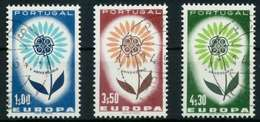 PORTUGAL 1964 Nr 963-965 Gestempelt X9B8BD6 - Gebraucht