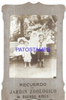 122350 ARGENTINA BUENOS AIRES PALERMO JARDIN ZOOLOGICO PHOTO NO POSTAL POSTCARD - Argentina