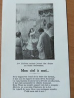 Image PIEUSE : THÉRÈSE De L'enfant JÉSUS - Religione & Esoterismo