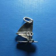 Small Silver Pendant - Pendentifs