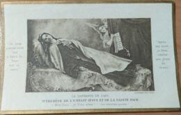 Image PIEUSE : Ste THÉRÈSE De L'enfant JÉSUS Et De La Sainte FACE - Religione & Esoterismo