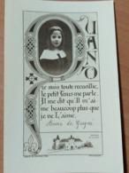 Image PIEUSE : ANNE De GUIGNÉ - Religione & Esoterismo